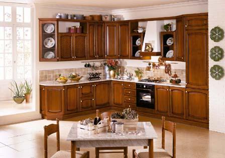 Наборы кухонной мебели DOLLY