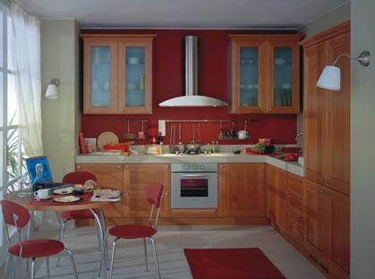 Наборы кухонной мебели GIOIA