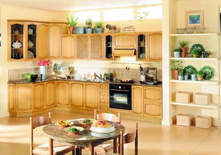 Наборы кухонной мебели GRAZIA